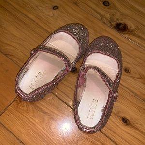 Children's place sparkling dress shoes